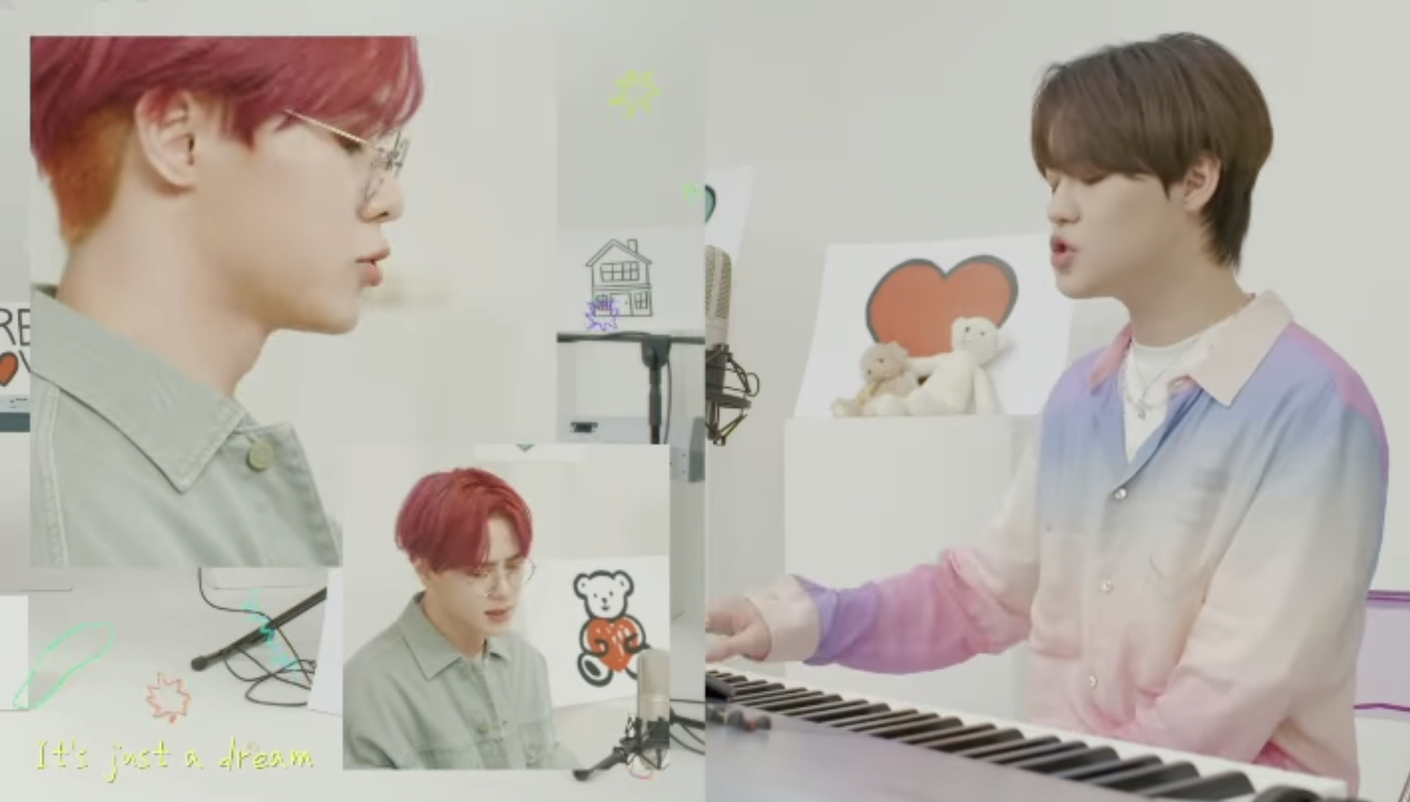 Chenle and Kun Free Love, Courtesy of SM Entertainment