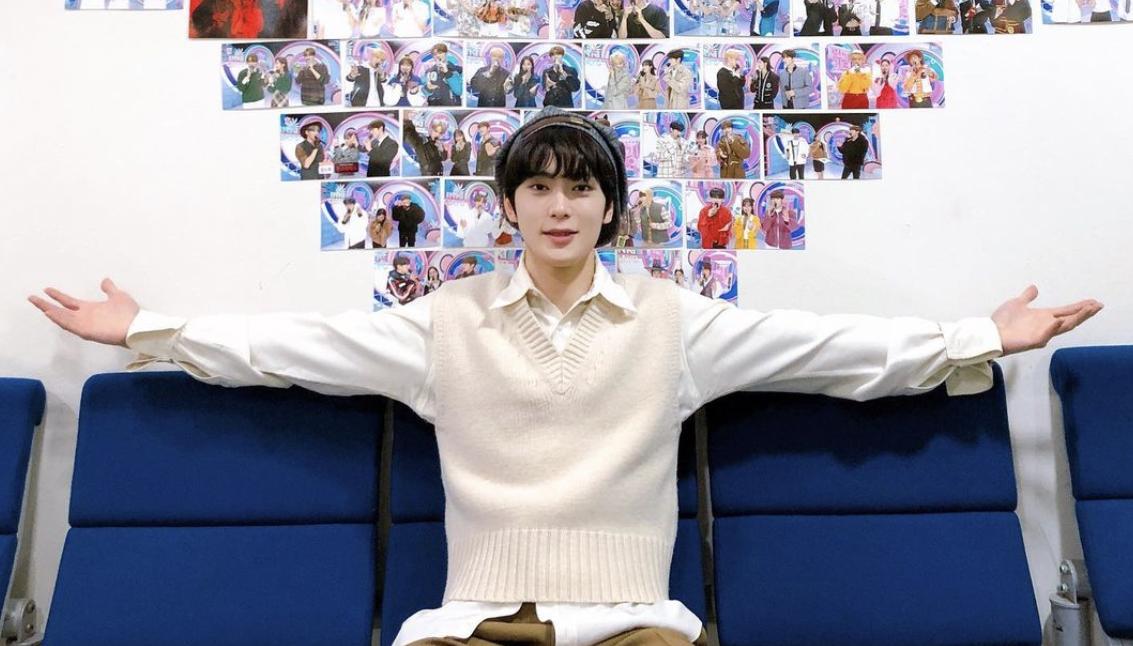 Jaehyun Inkigayo
