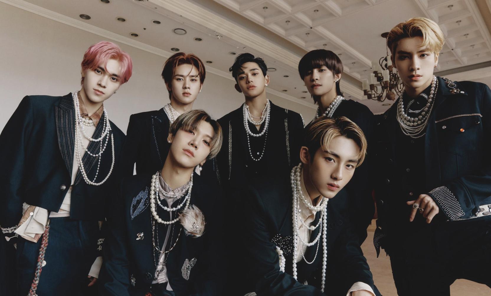 WayV Kick Back Beauty, Credit to SM Entertainment