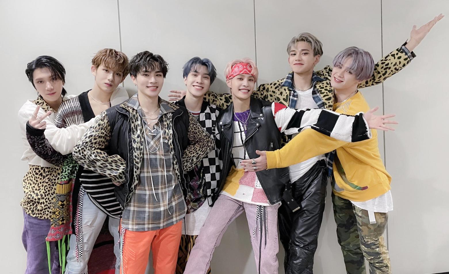 WayV Kick Back Reactions, Courtesy of SM Entertainment