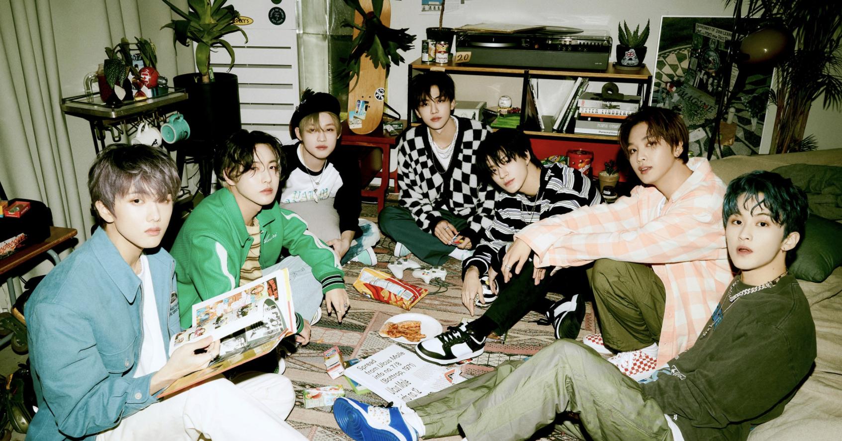 NCT Dream Boring Jalapeño group teaser