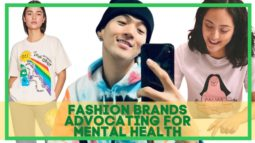 Fashion brands advocating for mental health