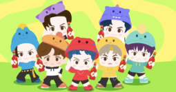 NCT Dream Red Rex animation