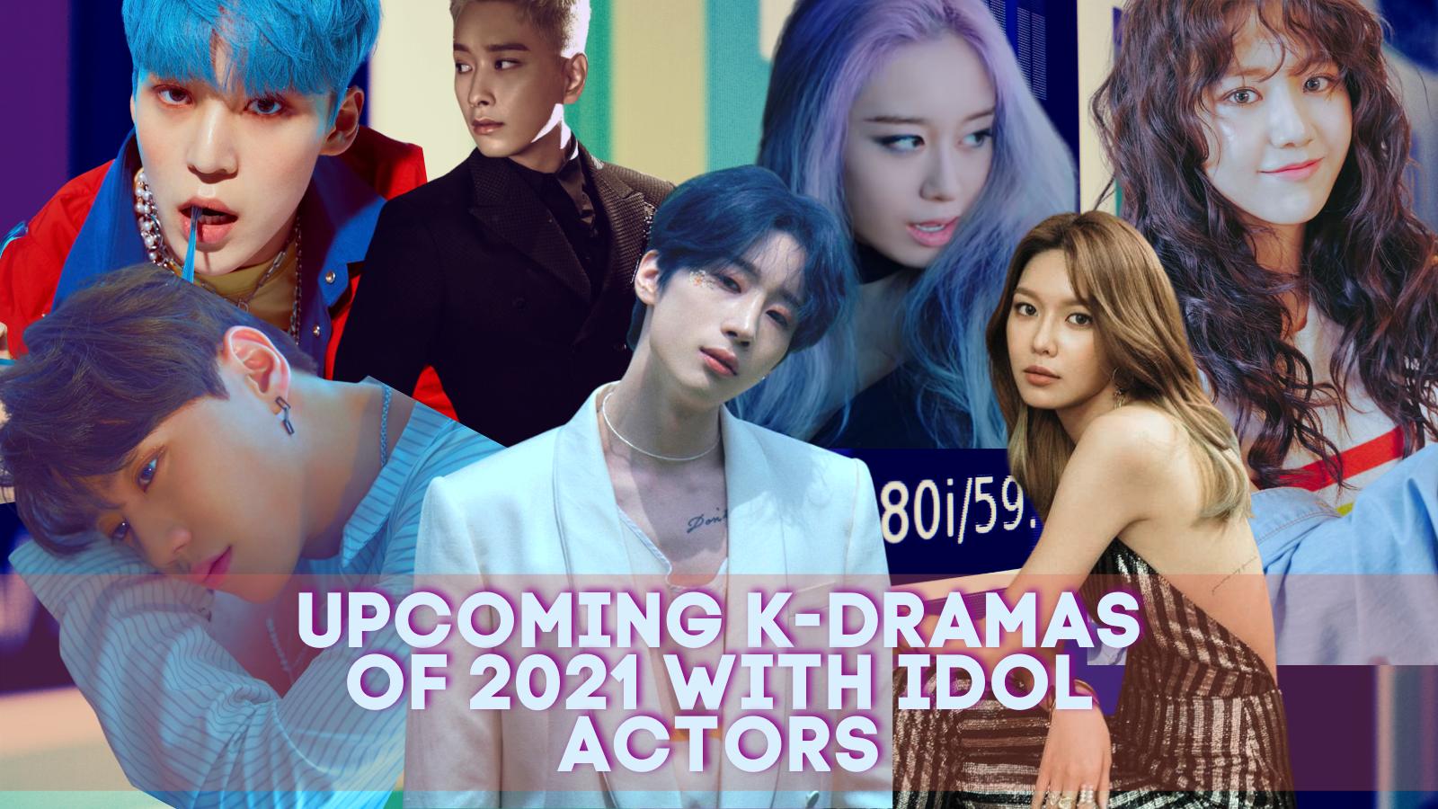 2021 K-dramas