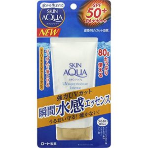 Rohto Mentholatum - Skin Aqua UV Super Moisture Essence SPF 50+