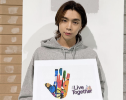 NCT Johnny Live Together
