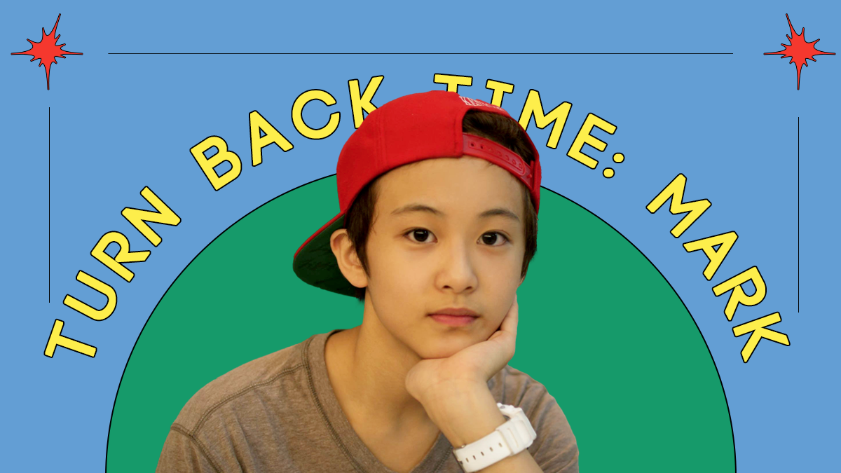 Turn Back Time: Mark