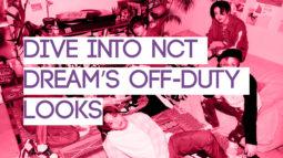 NCT Dream Looks
