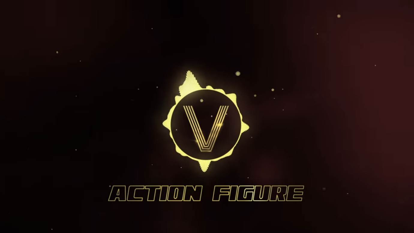 Kun Action Figure Remix