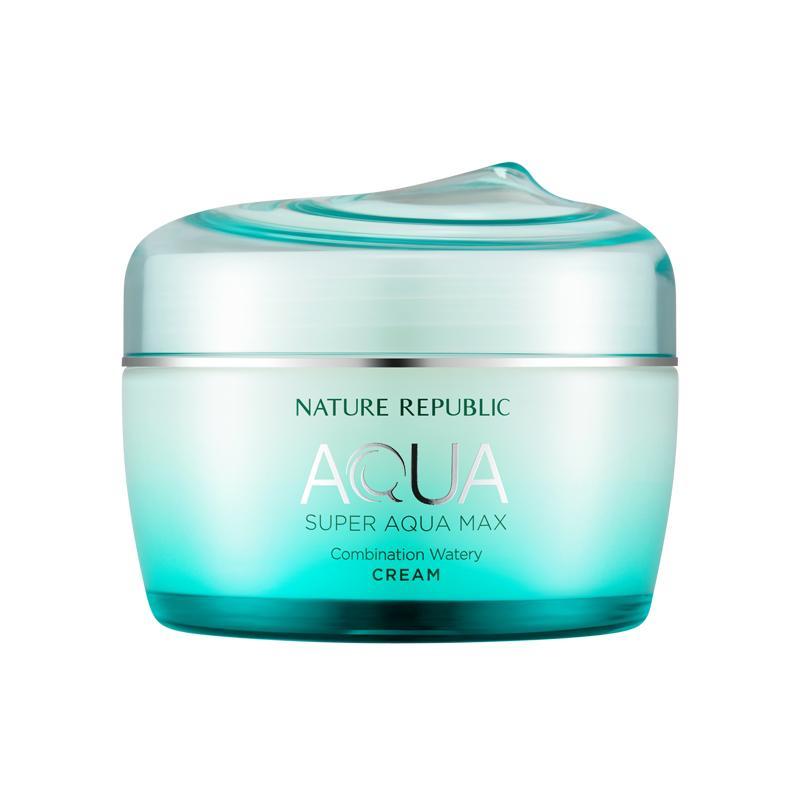 Nature Republic's Aqua Max Watery Cream
