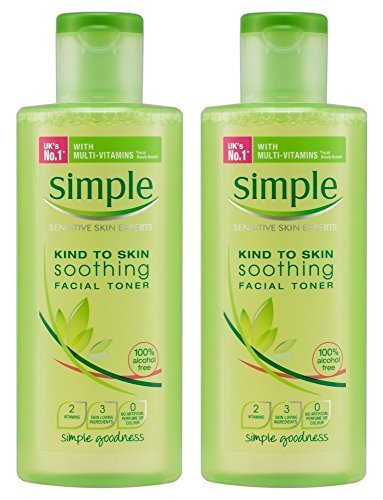 Simple's Kind to Skin Soothing Toner