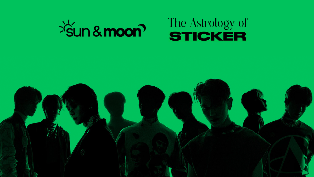 Astrology of Sticker